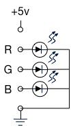 common-cathode